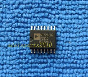 5pcs AD724JR AD724JRZ NTSC/PAL Encoder IC ANALOG DEVICES SOP-16