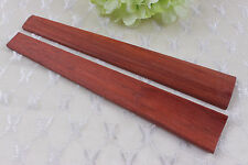 new 2pcs 4/4 full size rosewood violin fingerboard, High quality rosewood #489