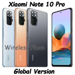 Xiaomi Redmi Note 10 Pro 128GB 6GB RAM GSM FACTORY UNLOCKED Global Version NEW