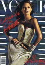 Vogue Australia Magazine January 2009 - Valerija Erokhina Cover