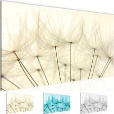 Wandbild XXL Modern Wohnzimmer - Pusteblume - Schlafzimmer Bilder Kunstdruck 3D