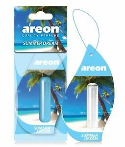 Areon Liquid 5ml Summer Dream Car Freshener