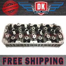 GM Duramax 6.6L LB7 New Cylinder Head Complete with Valve Train- 2001-2004
