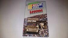 NASCAR Video - Collectors Series - Legends (VHS, 1993), NEW / SEALED
