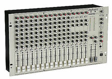 Studiomaster 162BPX Compact Rack Mixer 16 Channels 28 Inputs