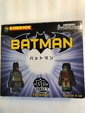 Kubrick Medicom Batman DC Direct Exclusive Box Set 5-Figures 2003 New