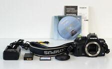 Olympus E-420 Digitale Spiegelreflex Kamera DSLR Foto Body Gehäuse E-System 10MP