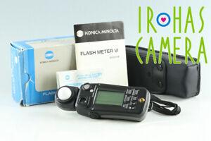 Minolta Flash Meter VI #36346L10