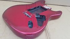 1996 FENDER STRATOCASTER USA BODY - METALLIC REDBURST
