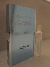 DAVIDOFF ~ Cool Water woman ~ Eau de Toilette Parfum Probe NEU/OVP