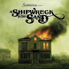 SILVERSTEIN - A SHIPWRECK IN THE SAND CD & BONUS DVD - DELUXE EDITION - SEALED