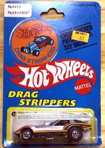 KHS- 1977 VINTAGE HOT WHEELS DRAG STRIPPERS VETTY FUNNY (#2508)-3333