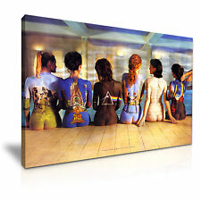 Pink Floyd Back Catalogue Music Canvas Wall Art Picture Print 76cmx50cm