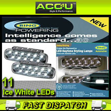 Ring Car Cruise-Lite Diamond Ice White LED Daytime Running Styling Lamps Lights