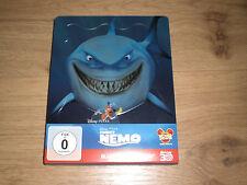 Findet Nemo 3D Blu-Ray Steelbook mit Prägung embossed