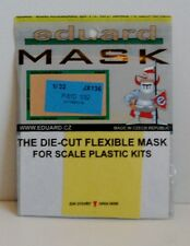 Eduard 1/32 JX136 Canopy Mask for the Tamiya P-51D Mustang kit