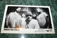 UGLY STICK 4  X  8 PROMO PICTURE 1998 MINT UNUSED RARE HTF OOP