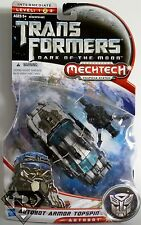 AUTOBOT ARMOR TOPSPIN Transformers 3 DOTM Deluxe Class Autobot Figure 2011