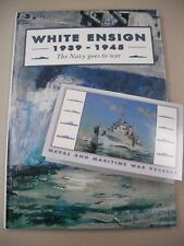 1993 AUSTRALIAN STAMP SET & BOOK COMMEMORATING THE AUSTRALIAN NAVY IN WWII