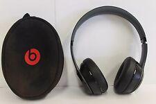 Beats by Dre Solo2 B0534-Wireless Headband Headphones-Black