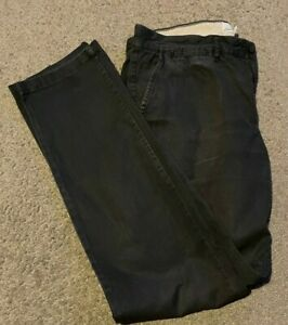Men's H & M Chino Trousers - Slim Fit. Size 32 x 32. Green. FREE P+P