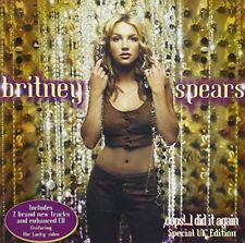 Britney Spears / Oops! ... I Did It Again (UK Edition) ** NEW ** CD