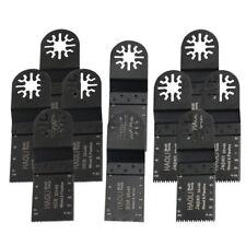 10 Pc 32 mix Oscillating Multi Tool Saw Blade For Fein Multimaster Dremel Makita