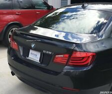 BMW HIGH KICK PAINTED PERFORMANCE STYLE TRUNK SPOILER (ABS) FOR F10/F10 M5