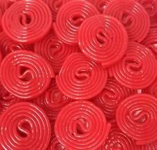 Gerrit's Broadway Strawberry Licorice Wheels Candy, Bulk