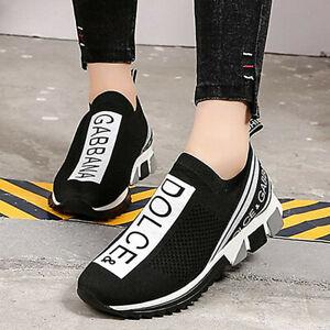 Zapatos Deportivas Transpirables Cordones Moda Para Hombre Mujer Zapatillas Sin