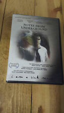 NOTES FROM UNDERGROUND-NOTES FROM UNDERGROUND  DVD NEW