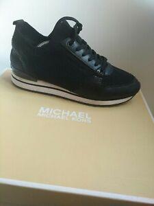 Michael Kors women's Trainers Size 4.5 black