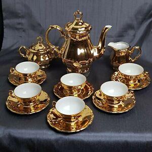Bareuther Vintage Tea / Coffee Set, Bavaria.