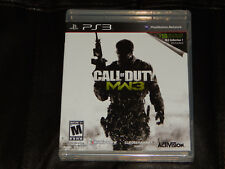 New! Call of Duty: Modern Warfare 3 + DLC 1 PlayStation 3 PS3 Free Shipping MW3