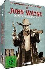 30 Westernfilme mit John Wayne + TV Serie Hurricane Express (8 DVD) über 1900min