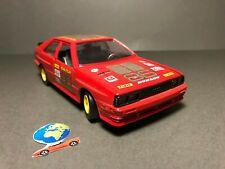 Bburago Audi Quattro Rally 86, scala 1:24-1:25, vintage made in Italy