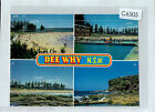 C6505ryt Australia NSW Dee Why Beach Cliffs NCV Multiview postcard