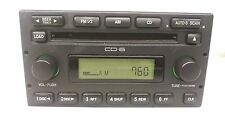 Ford OEM 6 disc CD CHANGER dash RADIO Escape F250 F350 Ranger 99-09 5L8T TESTED!