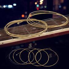 Set of 6pcs 150XL Copper Strings 1-6 for Acoustic Guitar