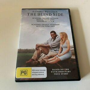 DVD - The Blind Side - Sandra Bullock - Based On The True Story - FREE POST