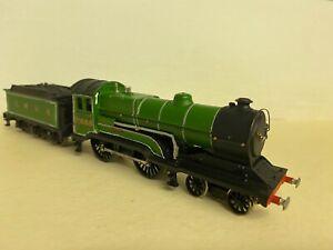 Bec Director OO LNER lined green kit built loco 2665 Jutland