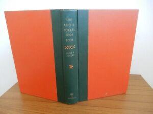 Alice B. Toklas Cook Book by Alice B. Toklas 1st Edition ? (1954) hardcover