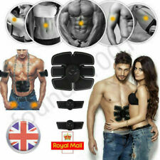 Body Shaping Muscle Smart Wireless Massage Abs 6 Pads Fitness Anti Age Massager