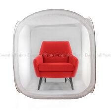 GRANDE 150cm Studio Cubo Tenda Pop Up Scatola Luminosa Cubelite fondali Photo Booth