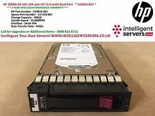 HP 300GB 6G SAS 15K rpm LFF (3.5-inch) Dual Port   * 516814-B21 *