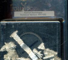 PRIVATEER PRESS HORDES PIP 71002 WARLOCK HAORLUK DOOMSHAPPER