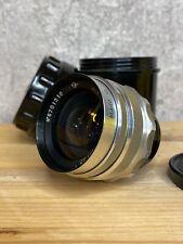 Vintage Soviet Mir-1 f2.8 35mm Wide Angle Grand Prix Brussels Lens M39 USSR