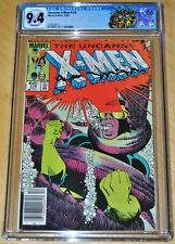Uncanny X-Men #176 CGC 9.4 (WHITE PAGES) CLASSIC COMIC (X-MEN LABEL INCLUDED)!!!