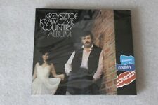 Krzysztof Krawczyk - Country Album CD NEW SEALED