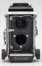 Mamiya C3 Professional TLR Mittelformatkamera Camera Body Gehäuse